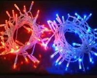 خرید ریسه ال ای دی سوزنی در رنگ های مختلف- ریسه کریسمس